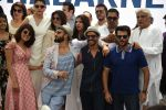 Anil Kapoor, Ranveer Singh, Priyanka Chopra, Anushka Sharma, Rahul Bose, Farhan Akhtar, Shefali Shah at Dil Dhadakne Do music launch in Mumbai on 3rd May 2015 (221)_5546165f9ca88.JPG