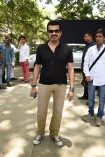 Ehsaan Noorani at Dil Dhadakne Do music launch in Mumbai on 3rd May 2015 (119)_5546158154dba.JPG