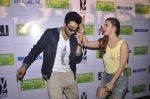 Jackky Bhagnani and Lauren Gottlieb at promotions for welcome to karachi in thane on 2nd May 2015