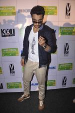 Jackky Bhagnani at promotions for welcome to karachi in thane on 2nd May 2015