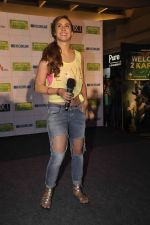 Lauren Gottlieb at promotions for welcome to karachi in thane on 2nd May 2015