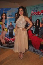 Sunny Leone at Kuch Locha Hain promotions in andheri, Mumbai on 2nd May 2015