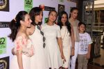 Aditi Gowitrikar, Amrita Arora, Amy Billimoria, Alecia Raut at the launch of Shine young 2015 at Phonix Marketcity Kurla on 4th May 2015