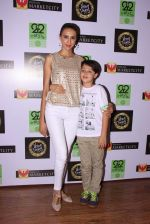 Alecia Raut at the launch of Shine young 2015 at Phonix Marketcity Kurla on 4th May 2015