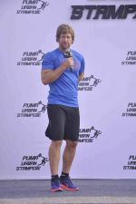Jonty Rhodes grace the Puma Urban Stampede event in Mumbai on 4th May 2015 (16)_55488a8deba4a.JPG