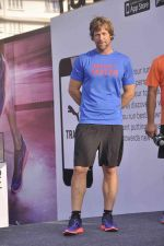 Jonty Rhodes grace the Puma Urban Stampede event in Mumbai on 4th May 2015 (18)_55488a8eab928.JPG