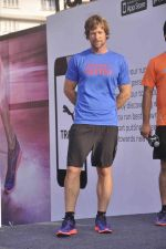 Jonty Rhodes grace the Puma Urban Stampede event in Mumbai on 4th May 2015 (21)_55488a91214a0.JPG