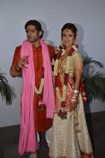 Karan Patel and Ankita Bhargava wedding on 3rd May 2015 (1)_554864a457f5f.JPG