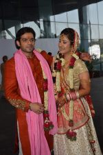 Karan Patel and Ankita Bhargava wedding on 3rd May 2015 (3)_554864a8e8309.JPG