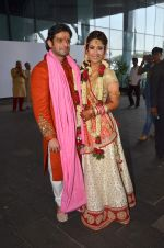 Karan Patel and Ankita Bhargava wedding on 3rd May 2015 (5)_554864ae27ad7.JPG