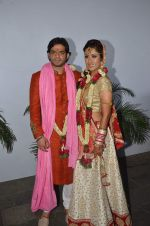 Karan Patel and Ankita Bhargava wedding on 3rd May 2015 (6)_554864b1a3a50.JPG