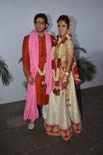 Karan Patel and Ankita Bhargava wedding on 3rd May 2015 (8)_554864b688fb4.JPG