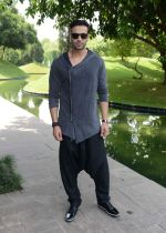 Navdeep Chhabra in Delhi for film promotions of Kuch Kuch Locha Hai on 4th May 2015 (11)_55488c1f0d092.JPG