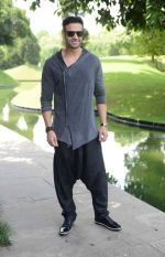 Navdeep Chhabra in Delhi for film promotions of Kuch Kuch Locha Hai on 4th May 2015 (13)_55488c20b7386.JPG