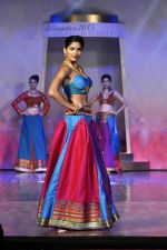 Parvathy Omanakuttan on the ramp for BD Somani show on 3rd May 2015