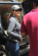 Preity Zinta  snapped on 4th May 2015 (28)_55486463f19ad.JPG