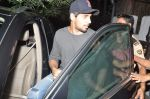 Sidharth Malhotra snapped on 3rd May 2015