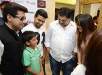 Sunny Leone, Ram Kapoor in Delhi for film promotions of Kuch Kuch Locha Hai on 4th May 2015