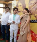 Sunny Leone, Ram Kapoor in Delhi for film promotions of Kuch Kuch Locha Hai on 4th May 2015 (89)_55488c9dce576.JPG