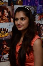 at Gun Pe Done film promotions in Mumbai on 4th May 2015 (17)_55488bca4c3a8.JPG