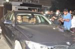 Arpita Khan visits Salman khan at salman