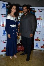 Kangana Ranaut, Madhavan promotes Tanu Weds Manu 2 on the sets of DID Super Moms on 5th May 2015