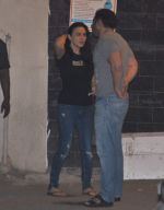 Preity Zinta at Salman_s house  on 6th May 2015 (6)_554b50d6963dc.JPG