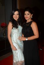 Amy at the launch of Amy Billimoria and Pankti Shah