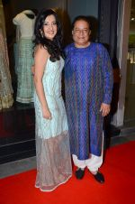 Anup Jalota at the launch of Amy Billimoria and Pankti Shah_s store launch in Juhu, Mumbai on 7th May 2015 (51)_554cb25256e96.JPG