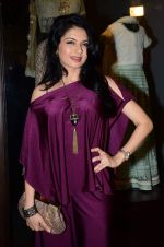 Bhagyashree at the launch of Amy Billimoria and Pankti Shah
