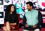 Kangana Ranaut, Madhavan promotes Tanu Weds Manu 2 in Kolkata on 7th May 2015