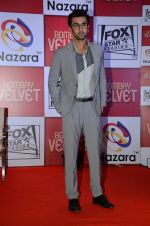 Ranbir Kapoor at Bombay Velvet game launch in Mumbai on 7th May 2015