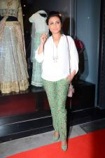 Rani Mukerji at the launch of Amy Billimoria and Pankti Shah