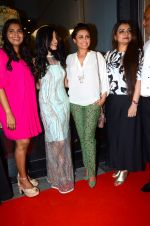 Rani Mukerji, Vaibhavi Merchant at the launch of Amy Billimoria and Pankti Shah