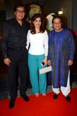 Talat Aziz, Anup Jalota at the launch of Amy Billimoria and Pankti Shah