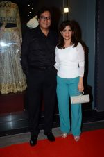 Talat aziz, Bina Aziz at the launch of Amy Billimoria and Pankti Shah_s store launch in Juhu, Mumbai on 7th May 2015 (81)_554cb4a819c03.JPG