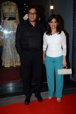 Talat aziz, Bina Aziz at the launch of Amy Billimoria and Pankti Shah_s store launch in Juhu, Mumbai on 7th May 2015 (82)_554cb4b9b8598.JPG