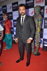 Ajaz Khan at Tassel 2015 in St Andrews on 8th May 2015