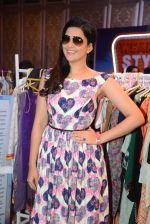 Deeksha Seth at Elle Carnival in Taj Hotel on 9th May 2015