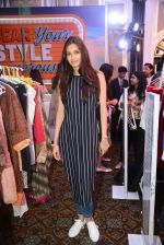 Diana Penty at Elle Carnival in Taj Hotel on 9th May 2015