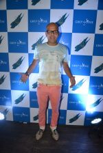 Narendra Kumar Ahmed at Grey Goose Cabana Couture launch in Asilo on 8th May 2015