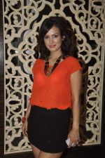 Nisha Rawal at Swapnil Shinde show for Yamaha in Palladium on 8th May 2015 (96)_554e02394ee33.JPG