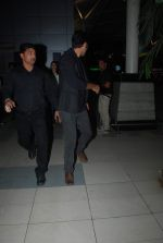 Ranbir Kapoor snapped as they return from Kolkata on 8th May 2015