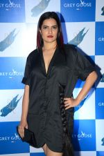 Sona Mohapatra at Grey Goose Cabana Couture launch in Asilo on 8th May 2015