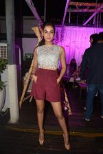 Sonal Chauhan at Grey Goose Cabana Couture launch in Asilo on 8th May 2015