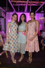 Tamannaah Bhatia, Nishka Lulla at Grey Goose Cabana Couture launch in Asilo on 8th May 2015