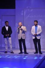 at Swapnil Shinde show for Yamaha in Palladium on 8th May 2015