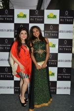 Archana Kochhar with Rekha Choudhary at Ghansingh event on 9th May 2015_554f40cba0181.JPG