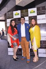 Archana Kochhar, Gautam & Krishaa Ghanasingh at Ghansingh event on 9th May 2015_554f40ccd1df4.JPG