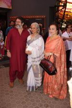 Asha Parekh, Waheeda Rehman at Shashi Kapoor felicitation at Prithvi theatre in Mumbai on 10th May 2015